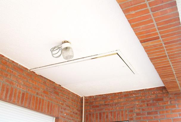 Falsos techos de pvc affordable plstico falso techo bao - Falsos techos pvc ...