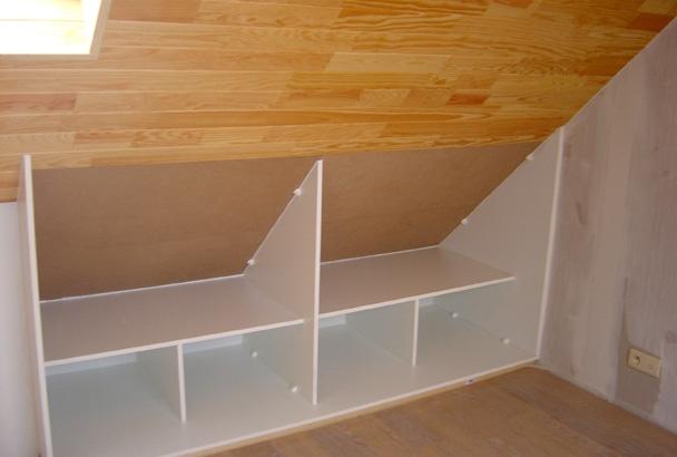 Aménagement de greniers, isolation, pose de fenêtres de